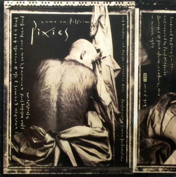 "PIXIES ""Come on pilgrim"" VINYL"